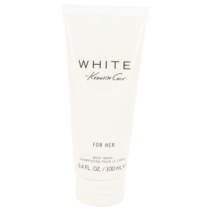 Kenneth Cole White by Kenneth Cole Body Wash 3.4 oz for Women