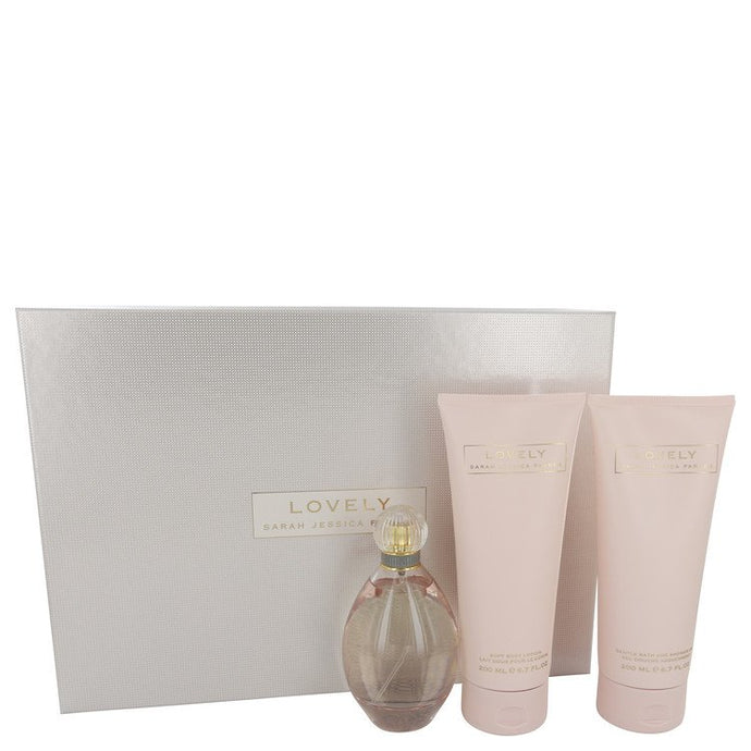 Lovely by Sarah Jessica Parker Gift Set -- for Women