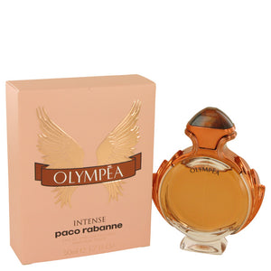 Olympea Intense by Paco Rabanne Eau De Parfum Spray 1.7 oz for Women