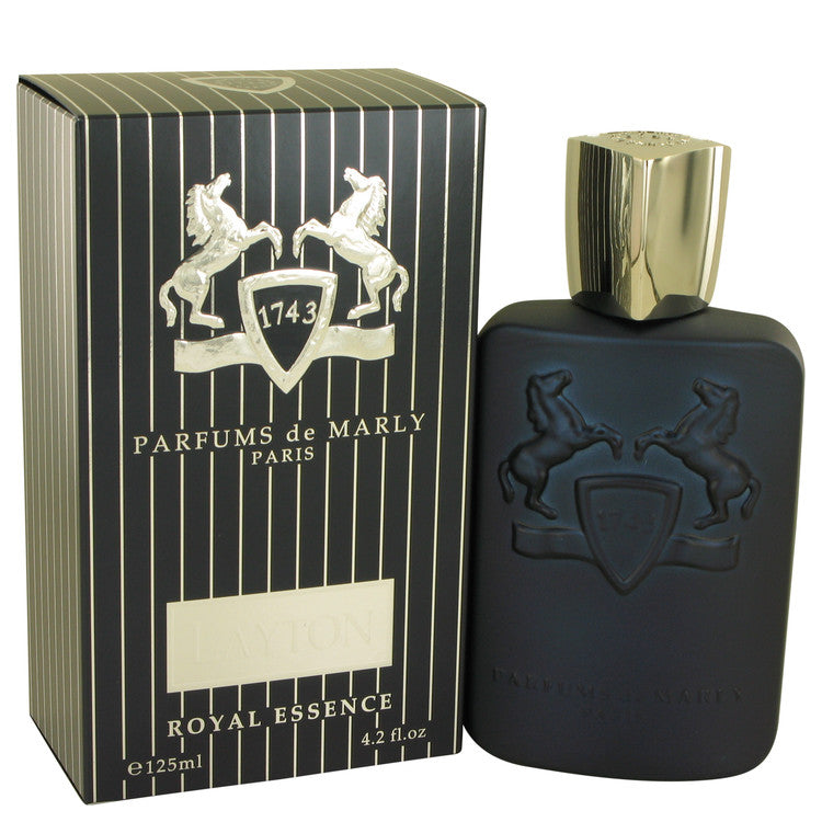 Layton Royal Essence by Parfums De Marly Eau De Parfum Spray 4.2 oz for Men