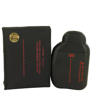 Pure Black Lamis by Lamis Eau De Toilette Spray 3.3 oz for Men