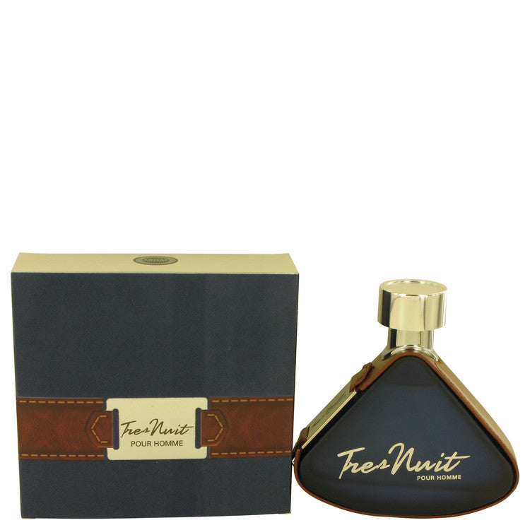 Armaf Tres Nuit by Armaf Eau De Toilette Spray 3.4 oz for Men