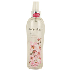Bodycology Cherry Blossom by Bodycology Fragrance Mist Spray 8 oz for Women
