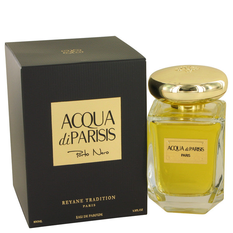 Acqua Di Parisis Porto Nero by Reyane Tradition Eau De Parfum Spray 3.3 oz for Women