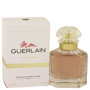 Mon Guerlain by Guerlain Eau De Parfum Spray 1.6 oz for Women