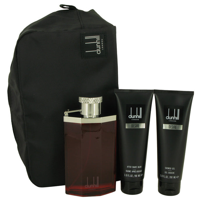 Desire by Alfred Dunhill Gift Set -- for Men