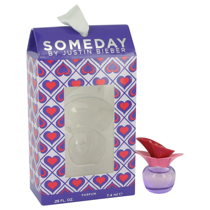 Someday by Justin Bieber Mini EDP in Gift Box .25 oz for Women