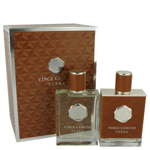 Vince Camuto Terra by Vince Camuto Gift Set -- for Men