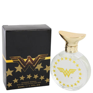 Wonder Woman by Marmol & Son Eau De Toilette Spray (Black box) 1.7 oz for Women