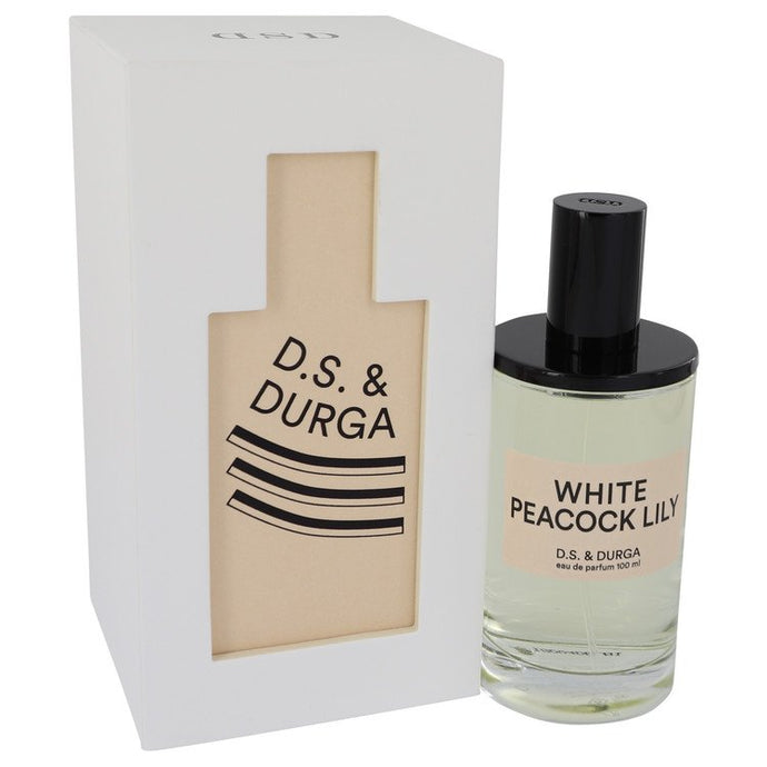 White Peacock Lily by D.S. & Durga Eau De Parfum Spray (Unisex) 3.4 oz for Women