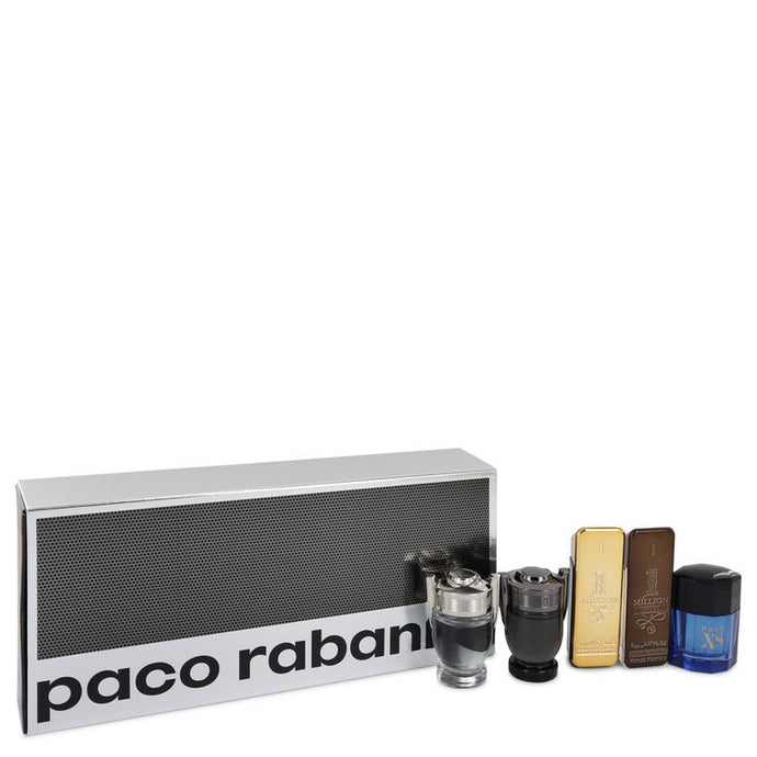 Invictus by Paco Rabanne Gift Set -- for Men