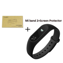 Fitness Tracker, Original Xiaomi Mi Band 2 miband 1S Smart Heart Rate OLED Display 20 Days Battery