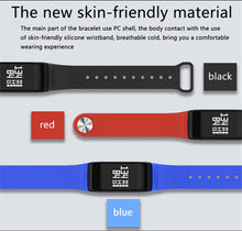 Fitness Tracker - Sport Style Smart Watch Blood Pressure.