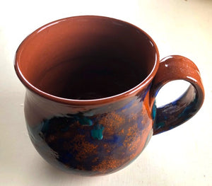 Earthenware mug #3