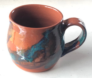 Earthenware mug #2