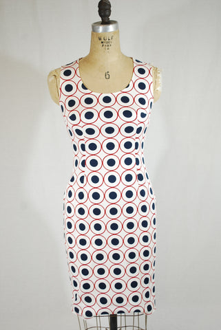 Cotton Circle Dress Size 38