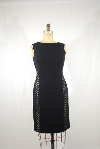 Overlay Cocktail Dress Size 12