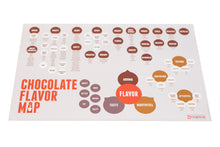 Chocolate Flavor Map