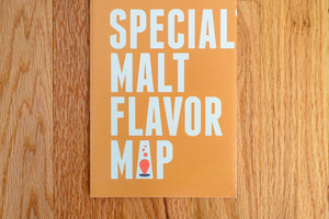 Specialty Malt Flavor Map