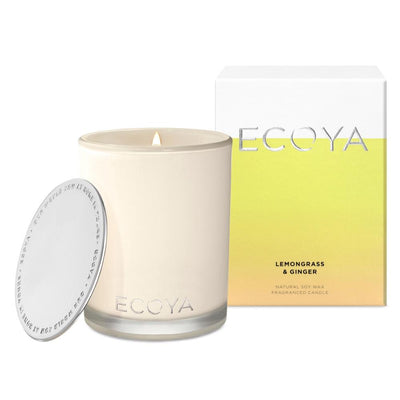 Ecoya Madison Jar Candles 400gm