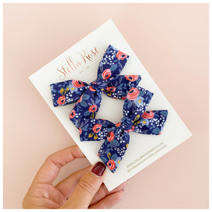Maya piggy tail set-Madison