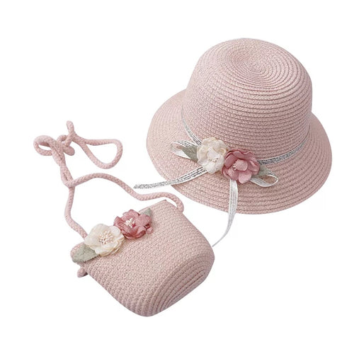 Aria Hat & Purse