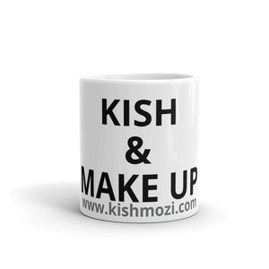 The Limited Edition 'Kish and Make Up' Mug