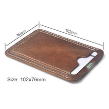 Leather Credit Card Holder (2 cards)
