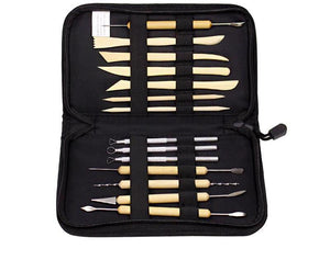 14pc Clay Sculpture Tool Kit