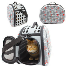 Foldable Soft Pet Carrier for Small Pets