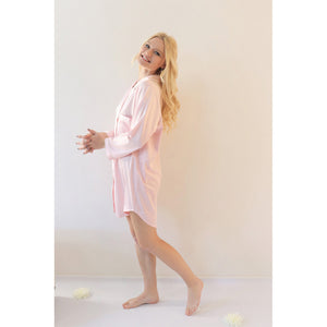 Sleep Shirt | Blush