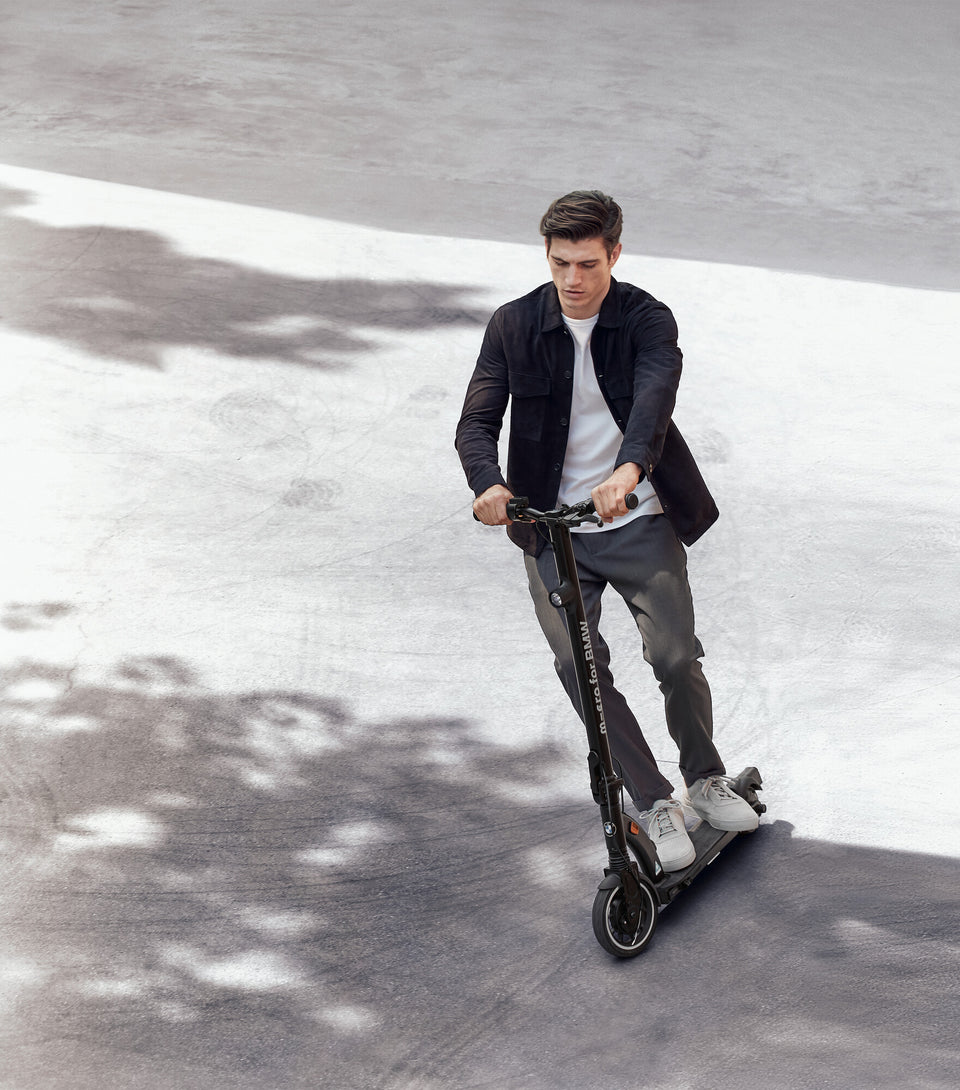 BMW E-Scooter.
