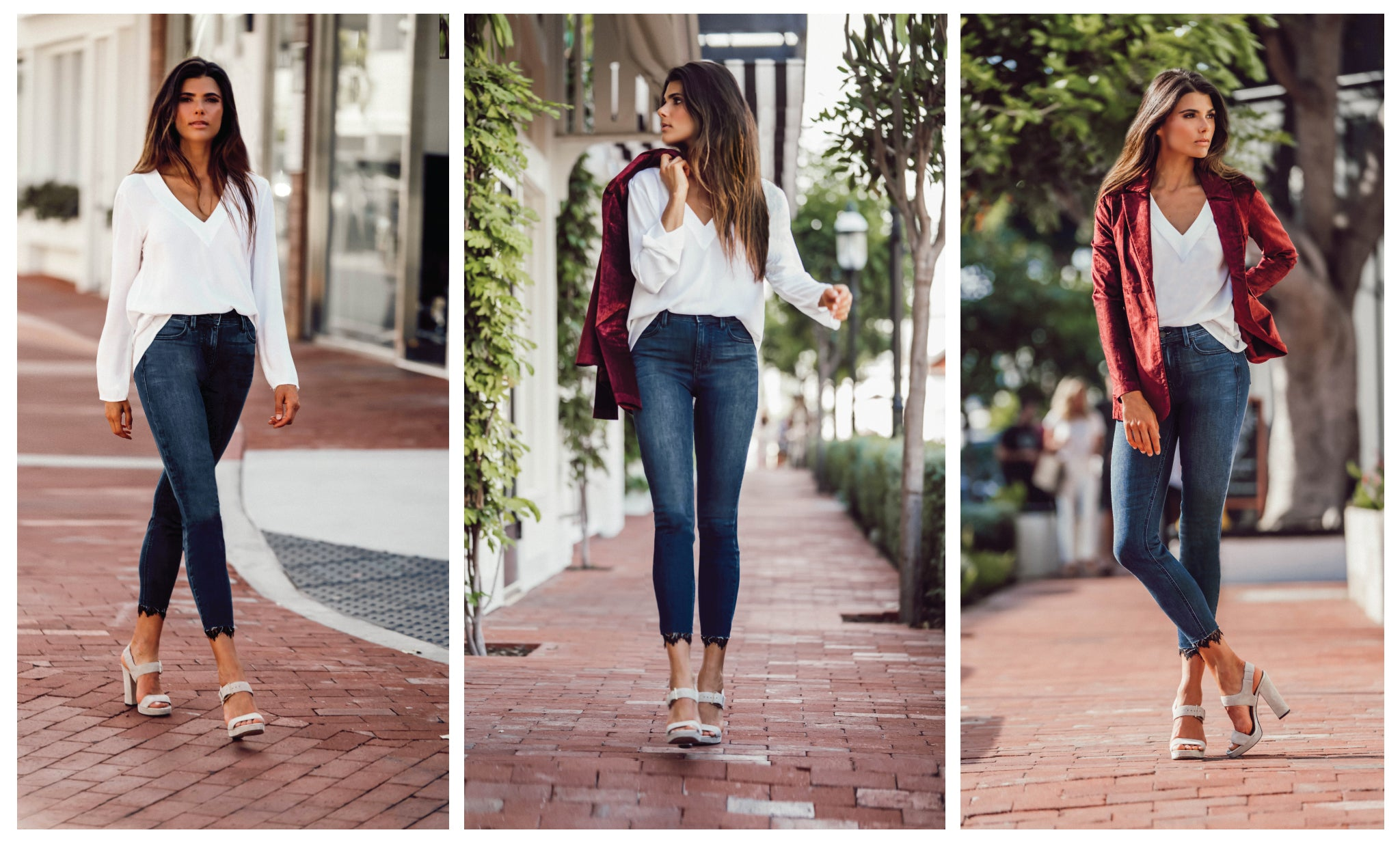Level 99 Jeans Simply Effortless
