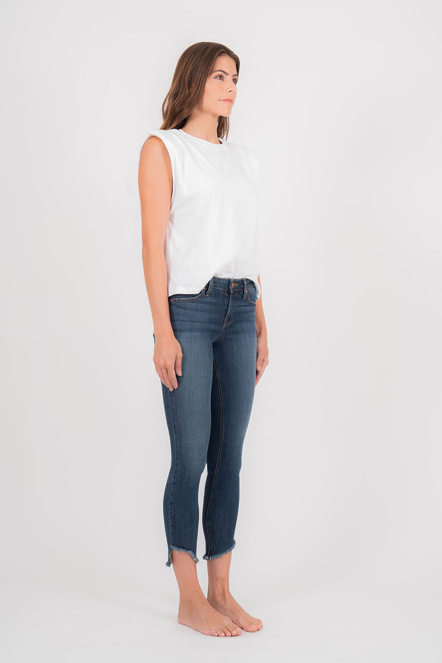 Janice Mid Rise Ultra Skinny