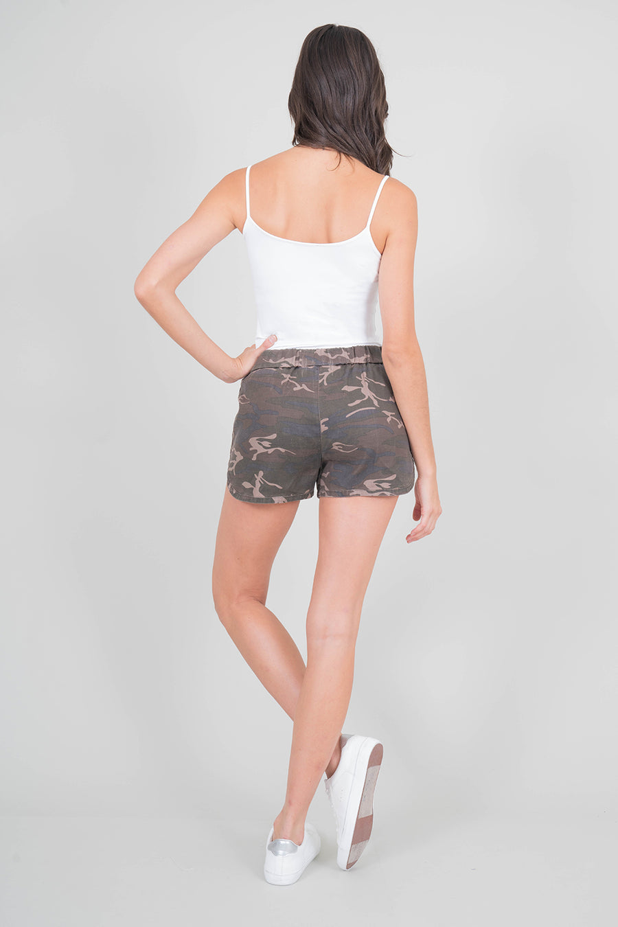 Helen Trouser Short - level99jeans