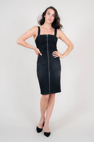 Bethany Zippper Front Dress
