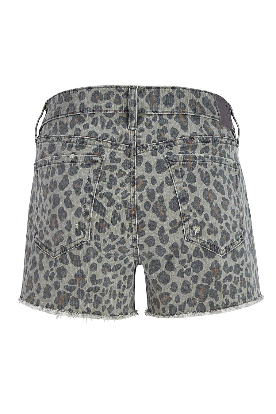 Chelsea Leopard Short - level99jeans