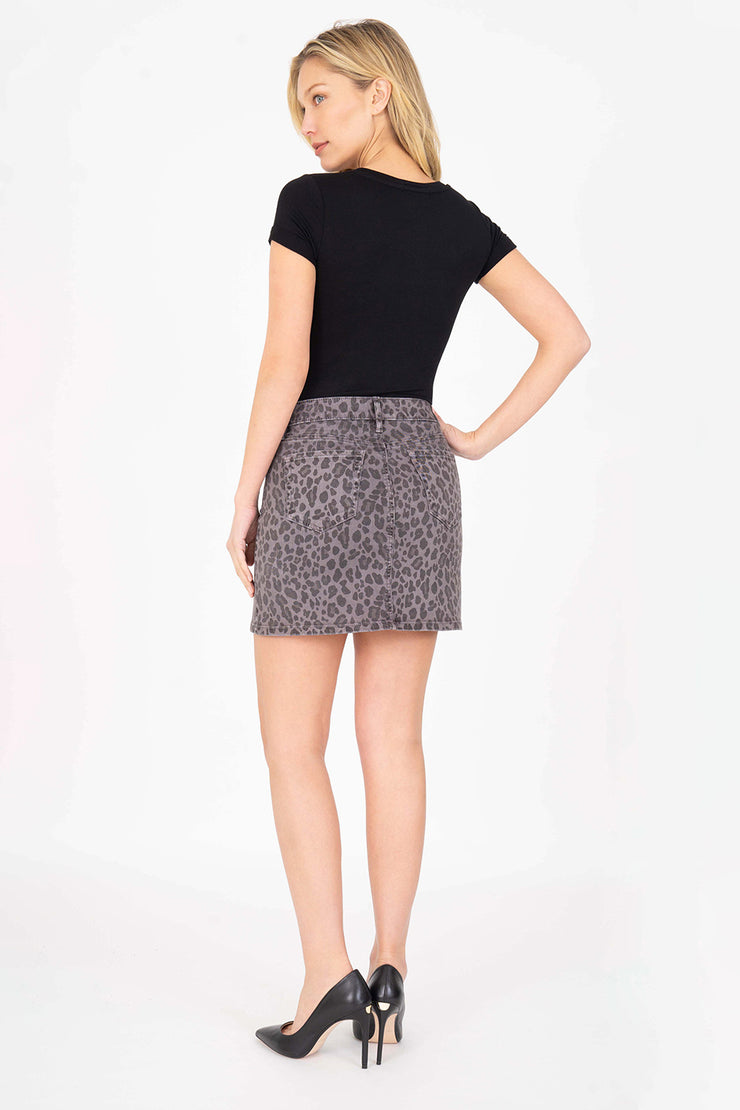 The Darcy - Wild Thing animal print skirt