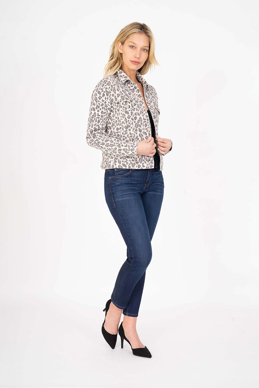 Adeline Western Jacket - level99jeans
