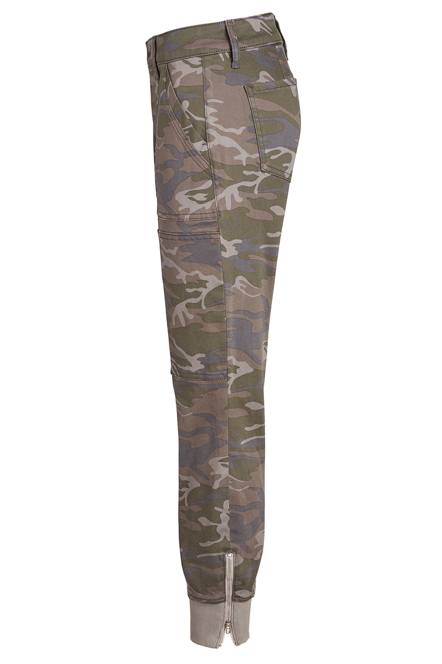 Angie Camo Utility Jogger - level99jeans