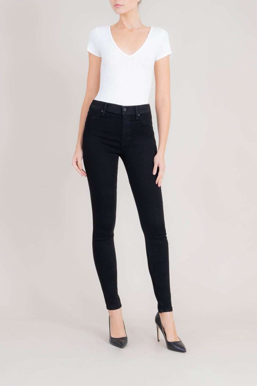 Tanya High Rise Ultra Skinny - level99jeans