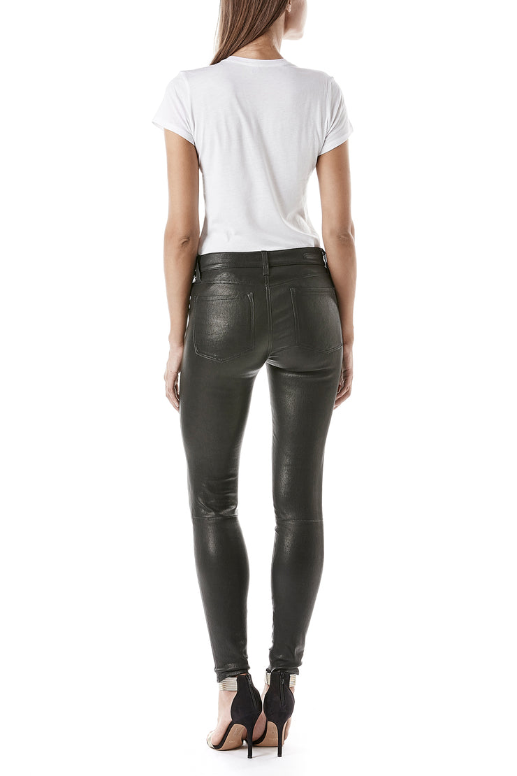 Janice Leather Pant
