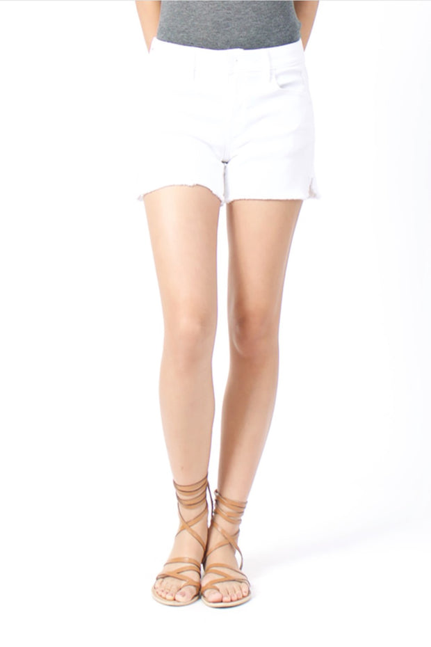 Charli Relax High Rise Cut Off Short