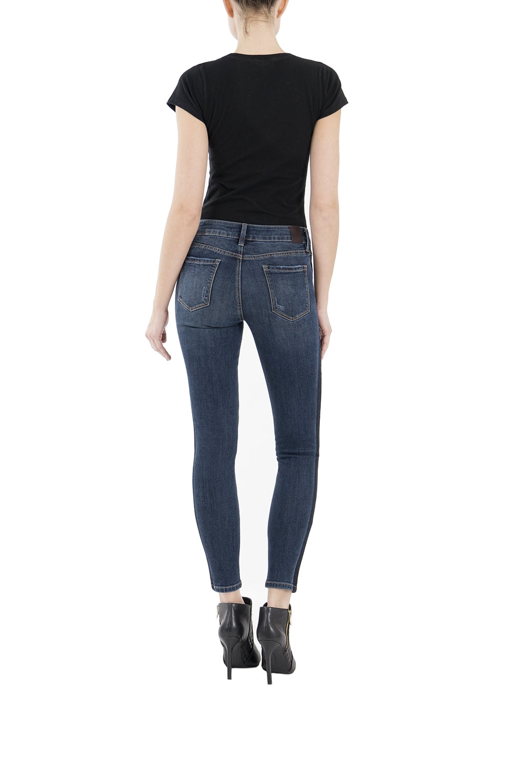 Under Study Janice Mid Rise Skinny