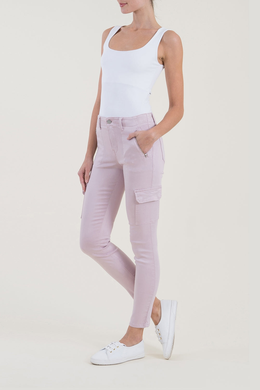 Violet Ice Cargo Pant