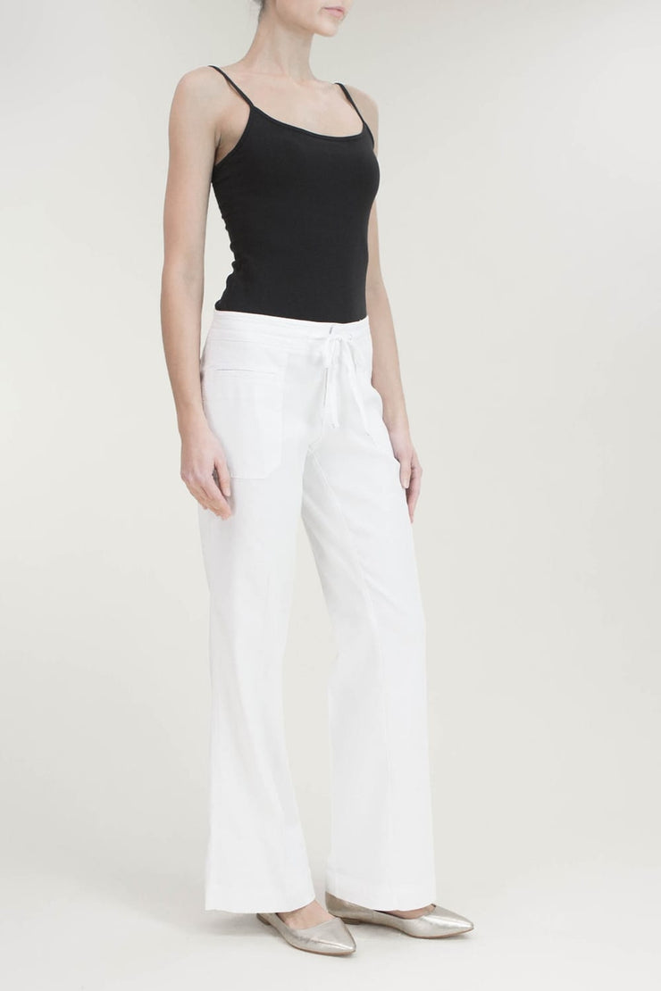 Optic White Violette Lounge Pant
