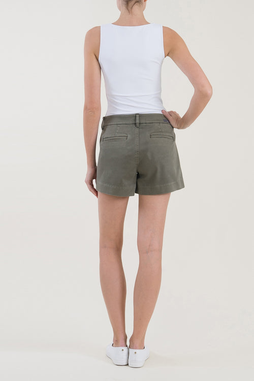 Brit Double Welt Short