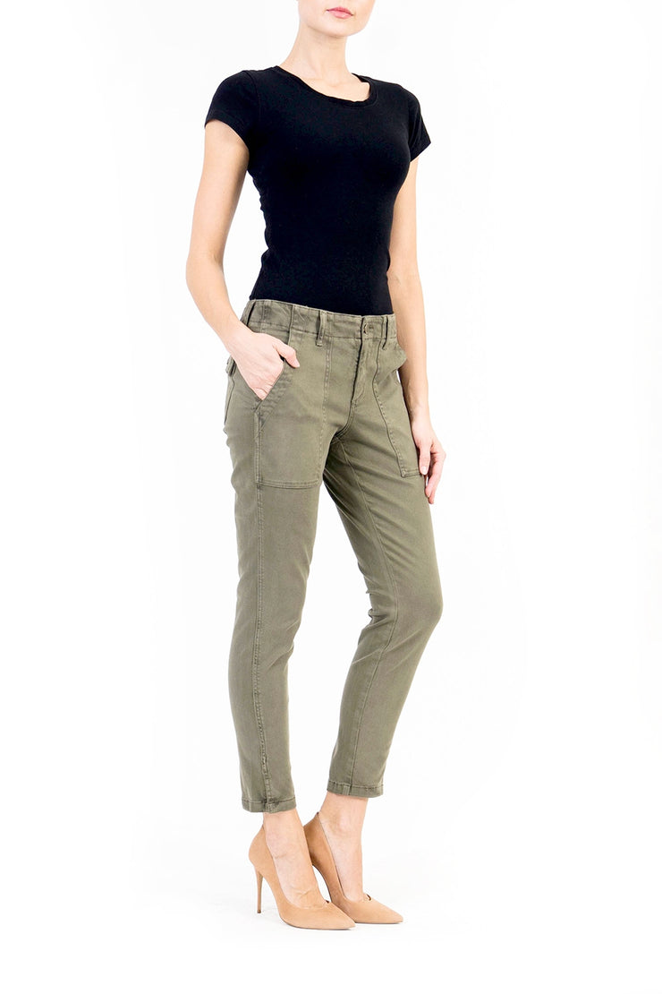 Zoey Military Trouser