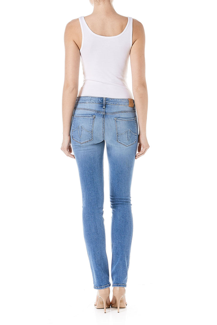 Water Lily Skinny Straight