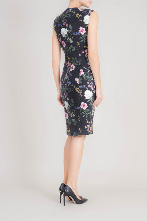 Wildflower Sheath Dress
